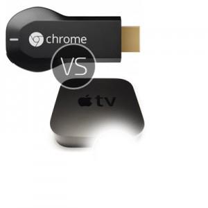 Chromecast, Roku3 or Apple Tv