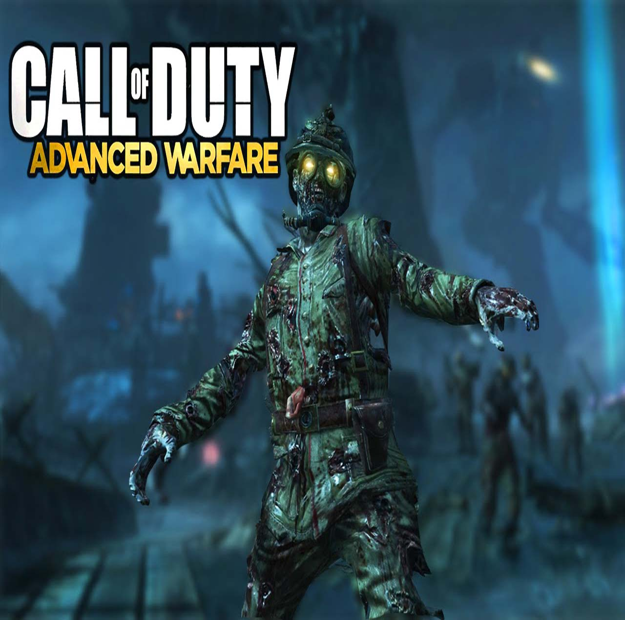 Call of Duty Advanced Warfare Exo Zombies in Havoc DLC ...