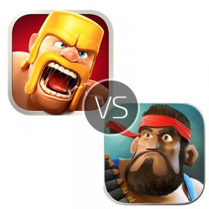 Clash of Clans vs Boom Beach – Two top games by Supercell. Which is the better of the two