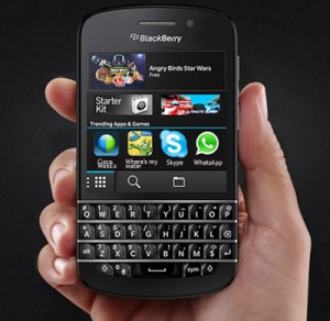 Download and Install WhatsApp for free on BlackBerry Q5