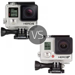 gopro hero 4 vs gopro hero 3 plus the best action cams to buy the rem. Black Bedroom Furniture Sets. Home Design Ideas