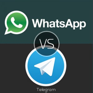 WhatsApp VS Telegram – Can Entertainment Trump Security ...