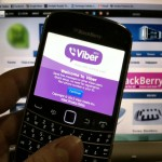 Viber for BlackBerry devices Download includes added features