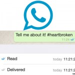 WhatsApp Two Blue Ticks will now tell people if you have read their messages