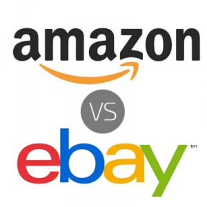 Online shopping sites like amazon and ebay