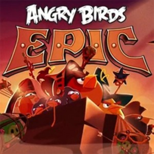 Angry Birds Epic update includes Wage Battles Against Co-Players for iOS 8