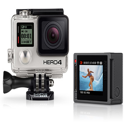 gopro hero 4 – king of sports cameras today the rem