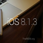 iOS 8.1.3 update features: prospective issues