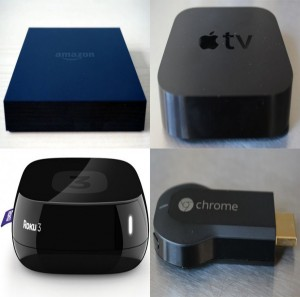 ChromeCast vs Apple TV vs Roku vs Nexus Player – which is the best for streaming media