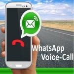 Get WhatsApp Voice Calling