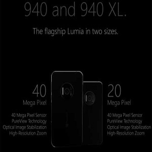 Microsoft Lumia 940 and Lumia 940 XL