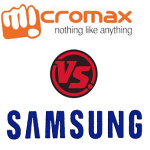 Samsung and Micromax