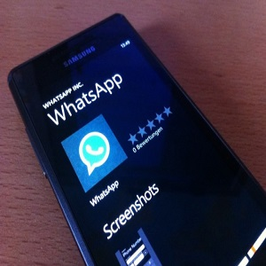 WhatsApp For Windows Phone – Blocking Unwanted Users Has Never Been Easier