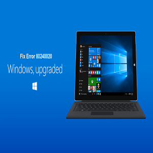 Fix 80240020 error During Microsoft Windows 10 Manual Installation