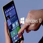 Microsoft Windows 10 Mobile OS