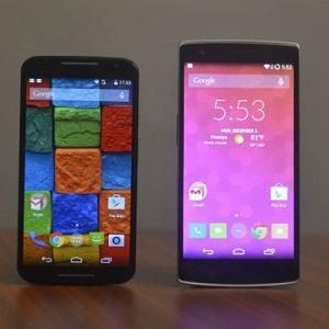 Motorola Moto G (3rd Generation) vs OnePlus 2