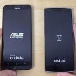 OnePlus 2 vs ASUS Zenfone 2