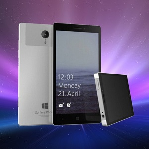 Microsoft Surface Phone - 'Juggernaut Alpha