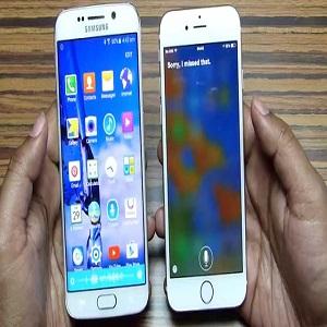 Samsung Galaxy S6 vs iPhone 6 - Battle of The Juggernauts