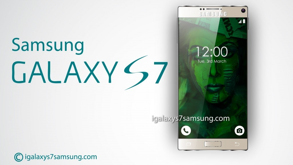 A Galaxy S7 Concept by igalaxys7samsung.com