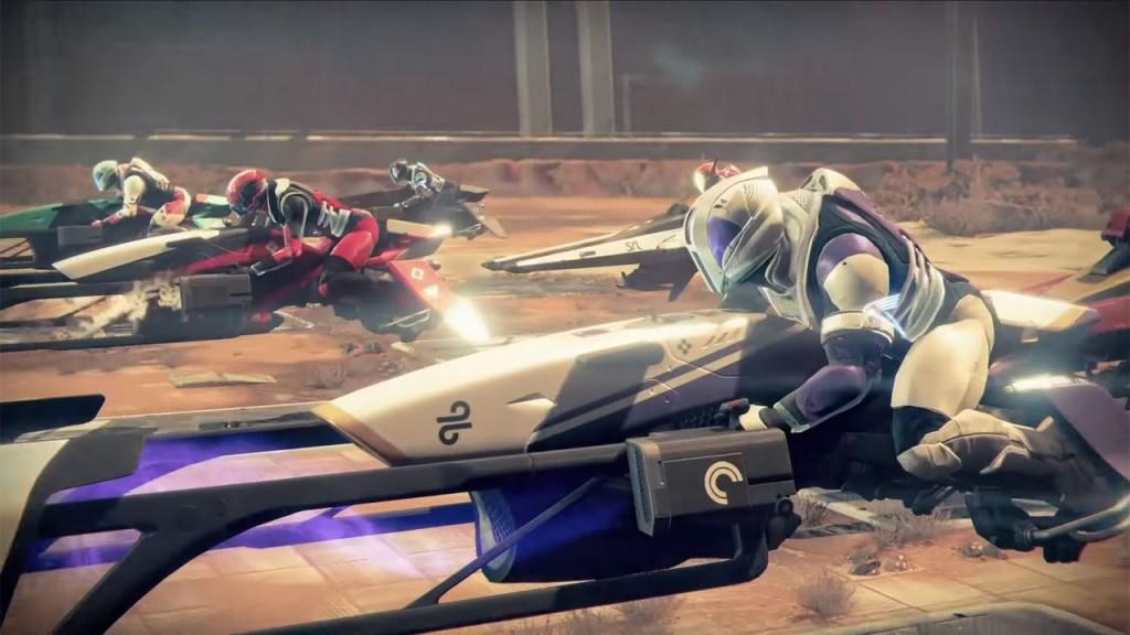 Destiny Sparrow Racing League