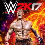 WWE 2k17 Cover Revealed – Features Brock Lesnar