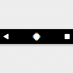Home and Navigation Button