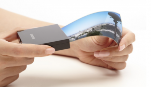 Samsung Foldable Screens
