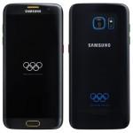 Sasmsung Galaxy S7 Edge Olympic Edition