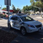 Google's Self Driving Car Crashes
