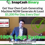 SnapCash Binary Review, SCAM or Worthy Trading App?