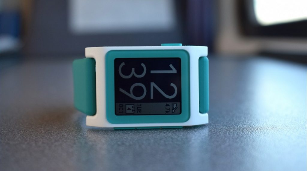 Fitbit will buy Pebble for $40 million. This way they can finally build a sophisticated and decent smartwatch to get on par with biggies like Apple.
