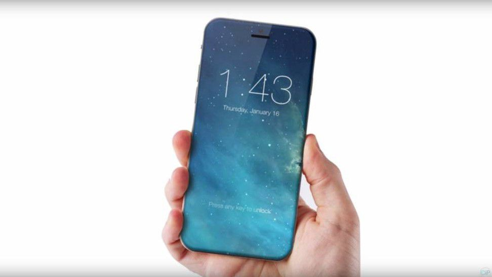 The brand new 2017 iPhone model will come in three display sizes—4.7 inch, 5.5 inch and 5.8 inch, but only the 5.8 inch model will sport the touch sensitive AMOLED display.