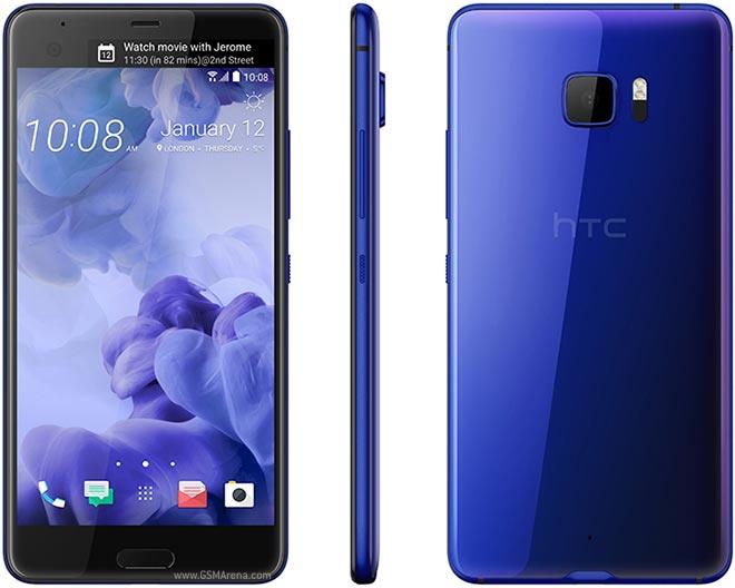 First look at HTC U Ultra.