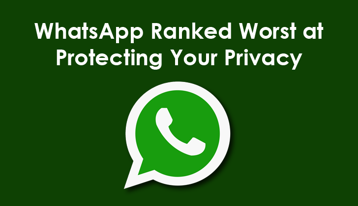 The German group claimed that WhatsApp follows a shady process while acquiring and sharing data.