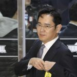 Samsung Heir Lee Jae-yong Appears in Court Over Arrest Warrant