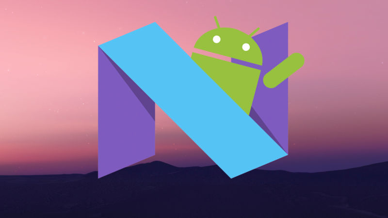 Android 7.1.2 Nougat OS