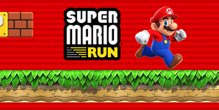 Super Mario Run Google Play Store 23 March